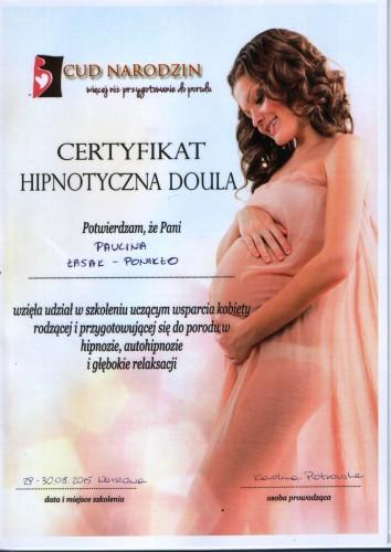 Hipnotyczna Doula